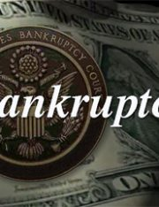 Top Jobs Filing for Bankruptcy