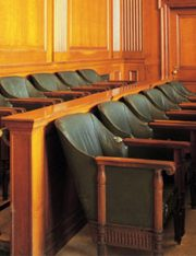 You Have the Right to a Public Viewing of Your Trial, Including Jury Selection