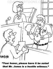 Lawyers get punched in court: A new meaning to criminal defense?