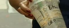 Starbucks Customer Name Is Not The B-Word, Despite What Her Cup Says