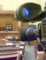 Big Step Towards Use of Cameras in the Courtroom