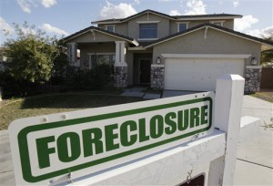 Foreclosed Home