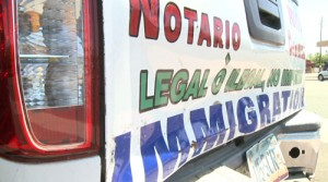 notario fraud Immigration Law