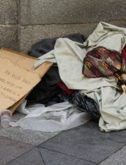 Can a City Criminalize Homelessness?