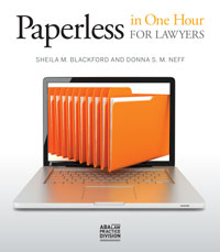paperless in one hour for lawyers