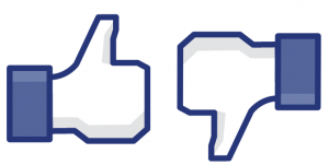 facebook likes legal implications