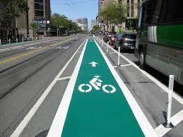 san francisco bike lane