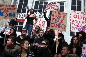 college sexual assault