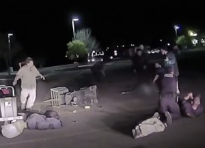 Arizona Walmart Brawl Deadly Force