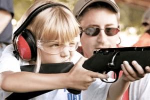 parent gun liability for children