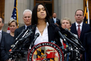 Baltimore Police Freddie Gray Case