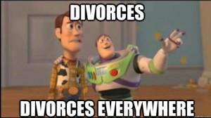 Divorces Everywhere