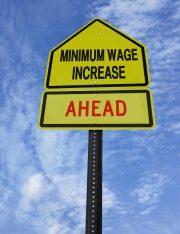 Red Team vs. Blue Team: Minimum Wage