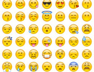 What Do Those Smileys Legally Mean? Emoticon and Emoji Law