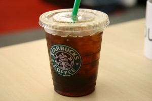 Starbucks Iced Drink