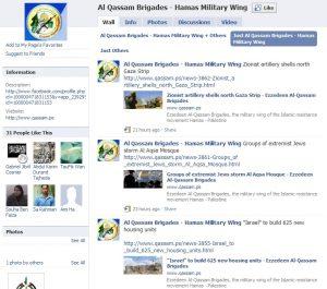 Hamas Facebook