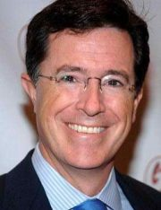 Stephen Colbert Asked to Change Television Persona
