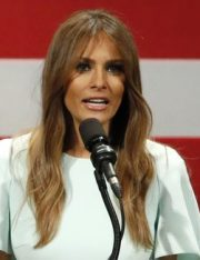 Melania Trump Sues For Defamation Over Alleged Prostitution