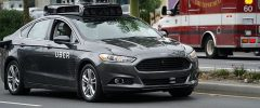 Uber Stops Self-Driving Cars After a Pedestrian is Killed