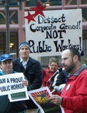 "Supreme Court Ruling Makes Whole Public Sector ""Right to Work"""