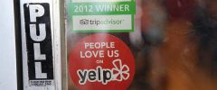 Yelp Can't Be Ordered to Remove Negative Reviews