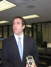 Was It Legal For Michael Cohen to Tape Donald Trump?