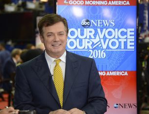 Paul Manafort Agrees to Asset Forfeiture of $46 million