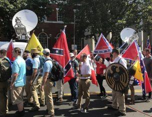 Man Fined $1 for Punching Jason Kessler, Charlottesville Rally Organizer