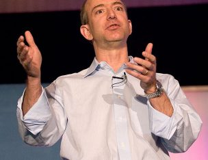 What Happens When the Founders of Amazon Get a Divorce?