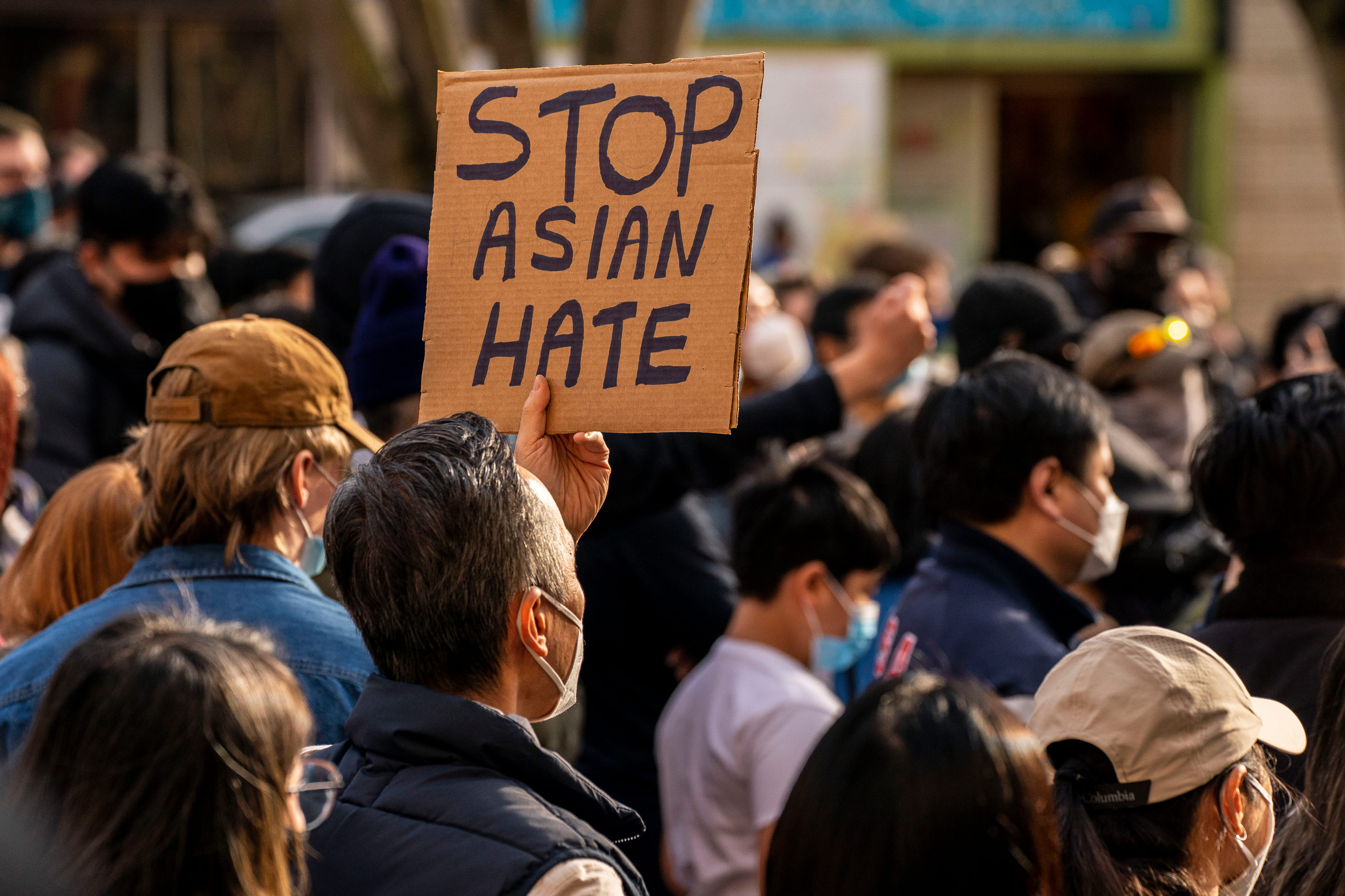 Wave of Anti-Asian Hate Crimes Raises New Debate about What Actions Are Hate Crimes